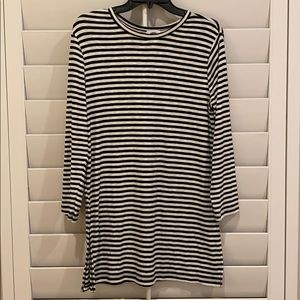 Stripe Tunic size Medium